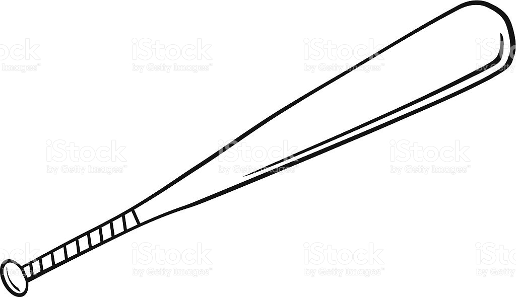 Crossed Baseball Bat Clipart ... 1 credit