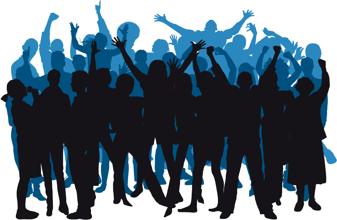 Crowd Of People Images Clipart Panda Free Clipart Images