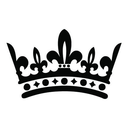 Crown Black And White Clipart Crown Blac-Crown black and white clipart crown black and white clipartall-19
