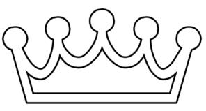 Crown Clip Art - Crown Outline Clip Art