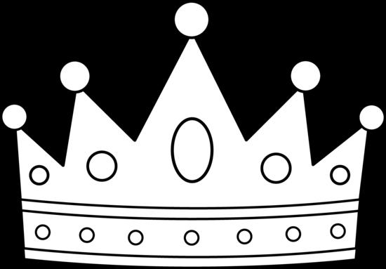 Crown Outline Clip Art. Crown - Crown Outline Clip Art