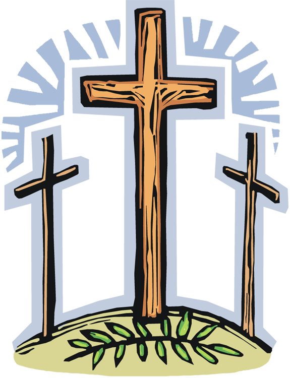 Crucifixion Clipart Clipart P - Good Friday Clipart