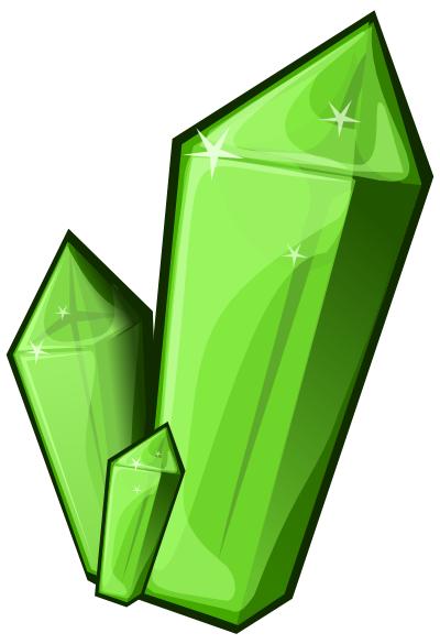 crystal clipart