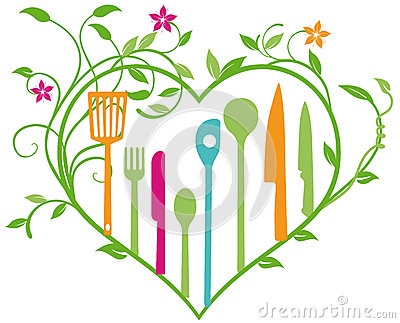 Culinary Clipart Culinary Utensils Brigh-Culinary Clipart Culinary Utensils Brightly Colored Kitchen Cheerful-13