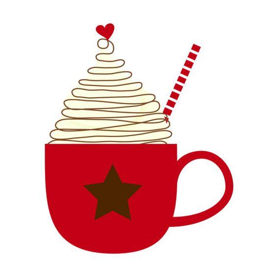 Cup of Hot Cocoa Clip Art ..