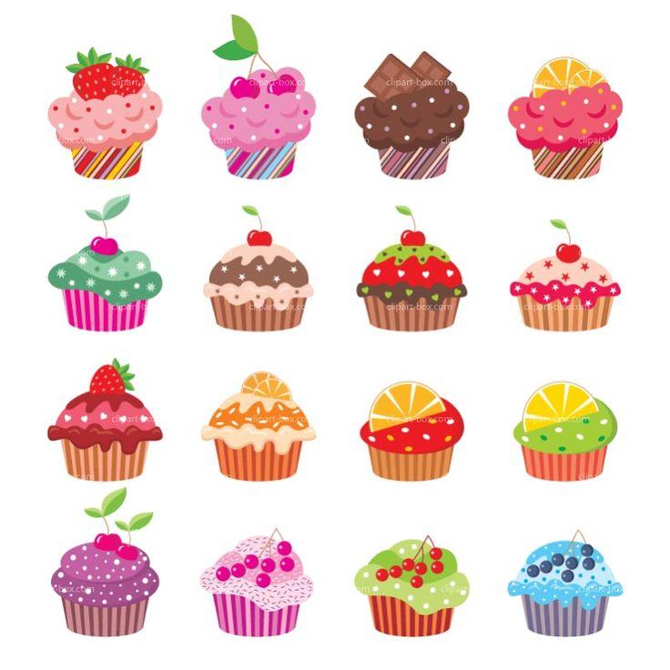 cupcake clipart-cupcake clipart-17