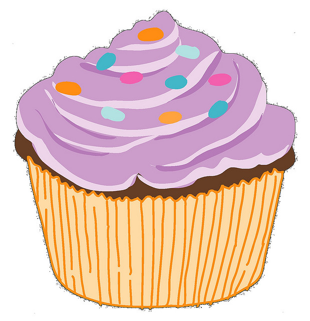 Cupcake Clip Art-Cupcake Clip Art-0