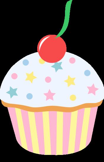 cupcake clipart free-cupcake clipart free-15