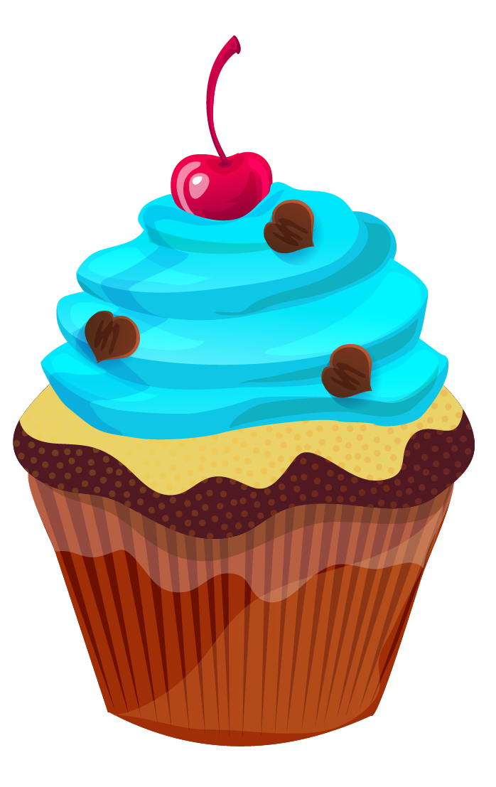 Cupcake Clipart Free U0026middot; Cupcak-cupcake clipart free u0026middot; cupcake clipart-12