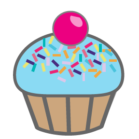 Cupcake Image Clip Art-Cupcake Image Clip Art-8