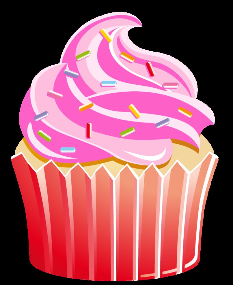 Cupcakes on clip art cupcake .-Cupcakes on clip art cupcake .-7