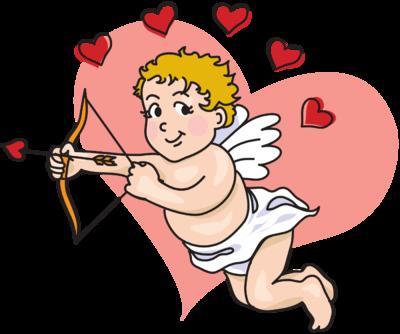 cupid clip art #6