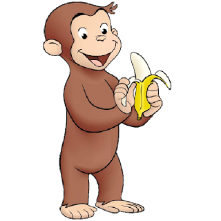 Curious George Cartoon Monkey Images