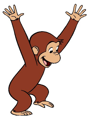 Curious George Clipart Best Toddler Toys
