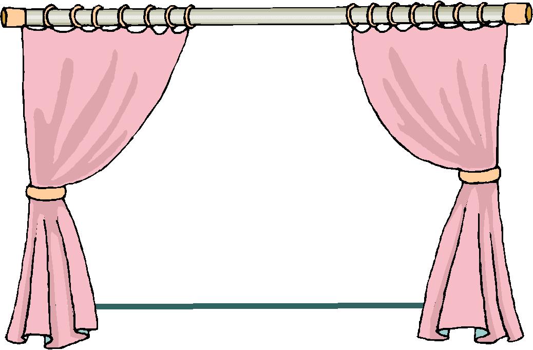 Curtains Clipart-Curtains Clipart-3