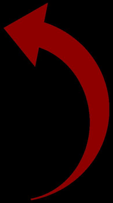 Curved Arrow Clipart - Clipart Kid | arrows | Pinterest | Kid and Arrows