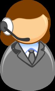 Customer Service Rep Clip Art-Customer Service Rep Clip Art-9