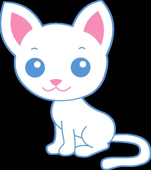 cute cat clipart