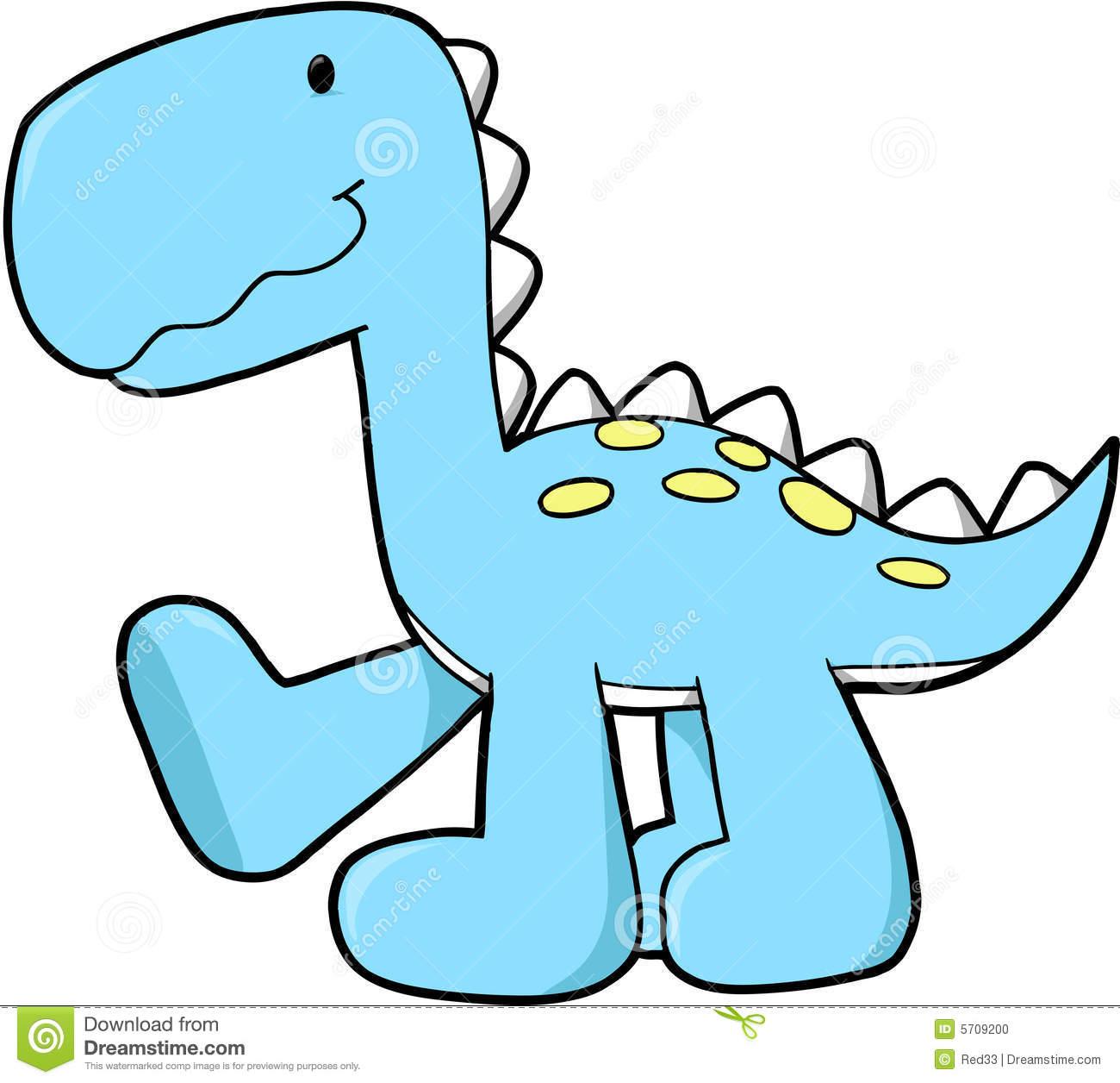 cute dinosaur clipart-cute dinosaur clipart-4