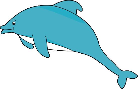 Cute Dolphin Clipart-cute dolphin clipart-3