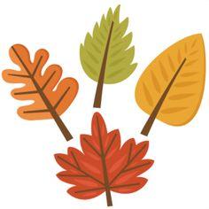 cute fall clip art