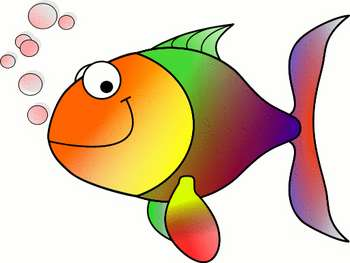 Cute Fish Clipart-cute fish clipart-7
