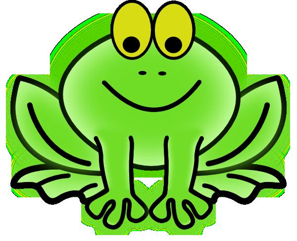 cute hopping frog clipart-cute hopping frog clipart-6