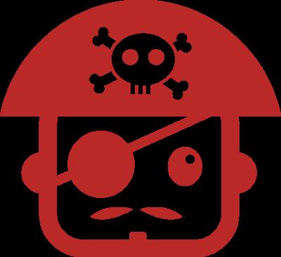 Cute Pirate Clipart-cute pirate clipart-1