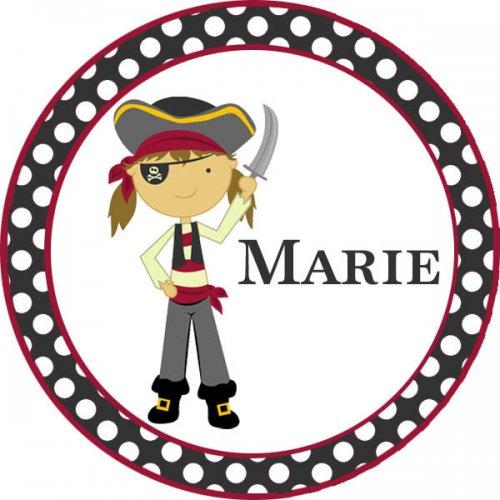 cute pirate clipart