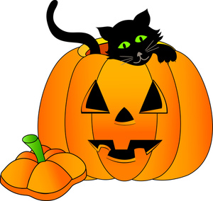 cute pumpkin clipart