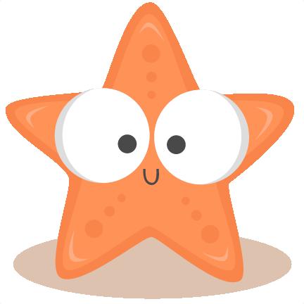 Cute Starfish Clip Art-cute starfish clip art-13