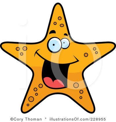cute starfish clipart-cute starfish clipart-11