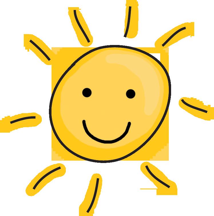 cute sun clipart-cute sun clipart-2