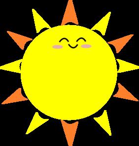 cute sun clipart - Sun Clipart