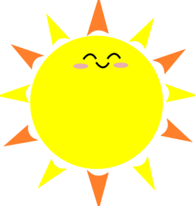 cute sun clipart-cute sun clipart-18