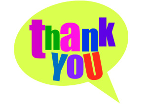 cute thank you clipart - Thank You Free Clip Art