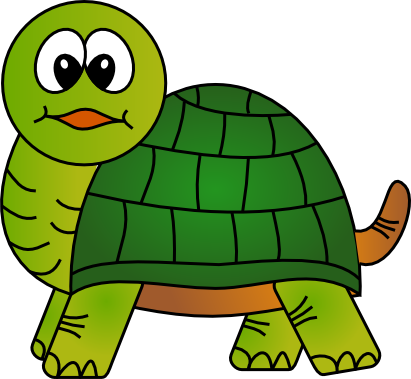 Cute Turtle Clipart-cute turtle clipart-2