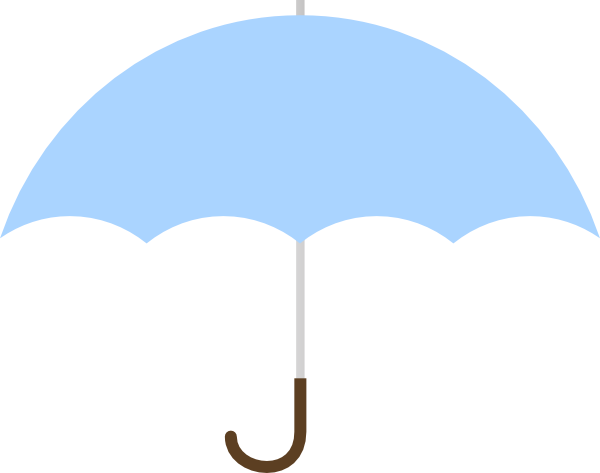 Cute Umbrella Clipart-cute umbrella clipart-3