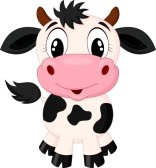 Cute Baby Cow Clipart 2382585 - Baby Cow Clipart