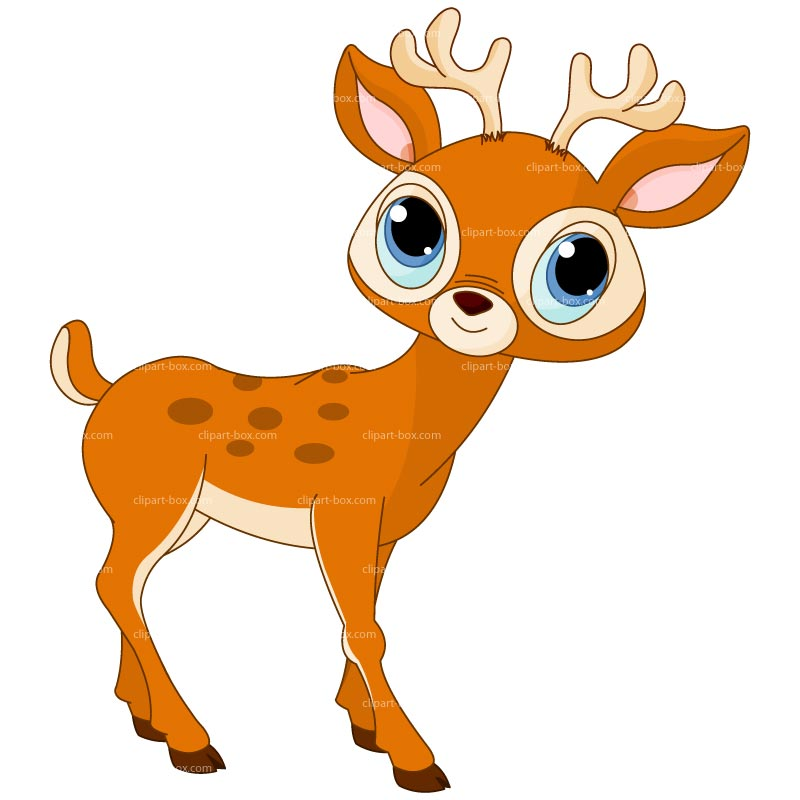 Cute Baby Deer Clipart Cliparthut Free Clipart