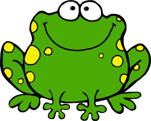 Cute baby frog clipart my blog
