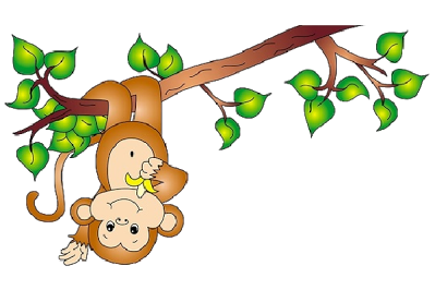 Cute Baby Monkey Clip Art Images-Cute Baby Monkey Clip Art Images-2
