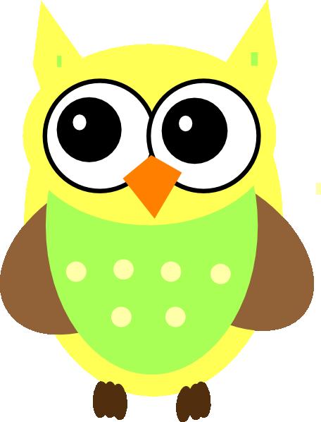 Cute Baby Owl Clip Art ..