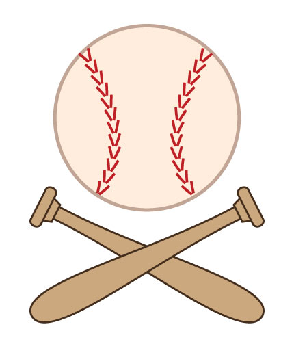 Cute baseball clipart free - ClipartFest
