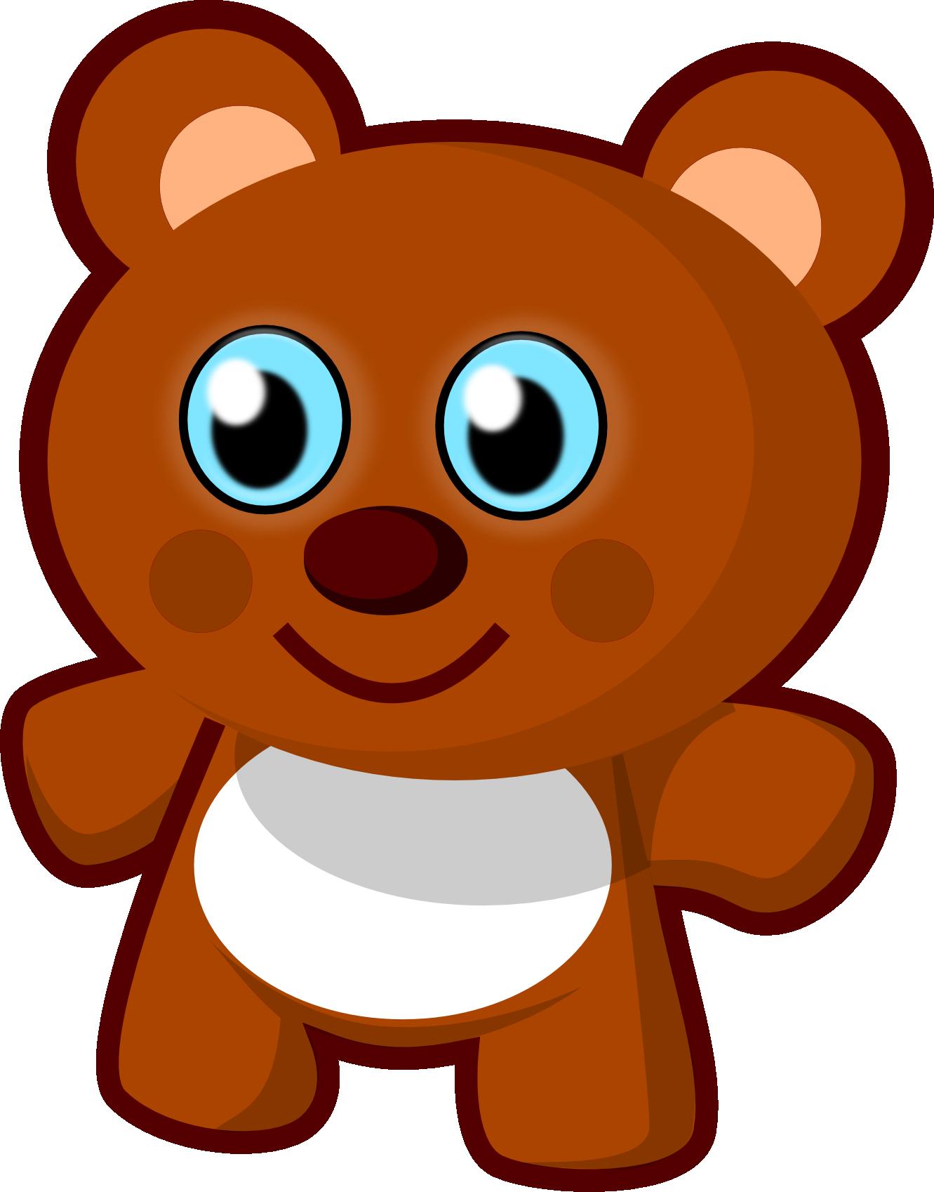Cute Bear Clipart Clipart Panda Free Clipart Images