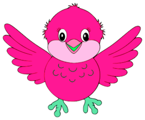 Cute Bird Clipart Free Hvgj - Cute Bird Clipart