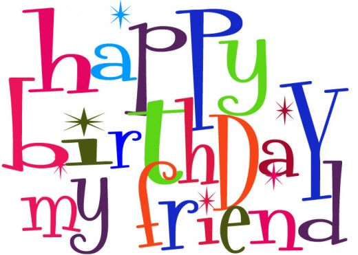 Cute Birthday Clipart For Facebook Happy-Cute Birthday Clipart For Facebook Happy Birthday My Friend-0