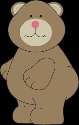 Cute Brown Bear-Cute Brown Bear-6