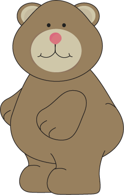 Cute Brown Bear-Cute Brown Bear-8