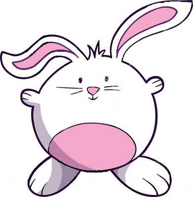 Cute Bunny Clipart-Cute bunny clipart-7